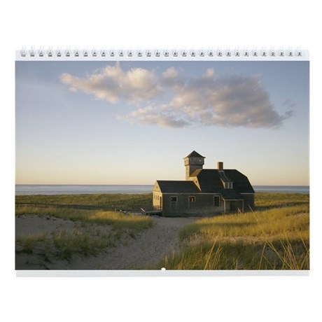 Cape Cod Reflections 12-Page Wall Calendar