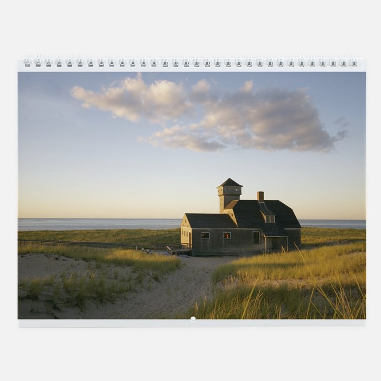 Cape Cod Calendar Designs Templates