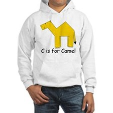 C is for Camel Hoodie