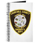 Churchill County Sheriff Journal