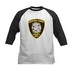 Churchill County Sheriff Kids Baseball Jersey