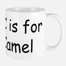 C is for Camel Mug