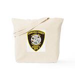 Churchill County Sheriff Tote Bag