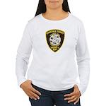 Churchill County Sheriff Women's Long Sleeve T-Shi