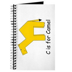 C is for Camel Journal