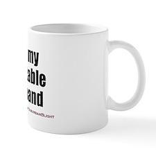 """""""Love My Inflatable Husband"""" Mug"""