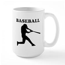 Baseball Batter Mugs