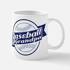 Baseball Grandpa Mugs
