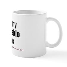 """Love My Inflatable Wife"" Mug"