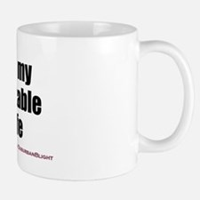 """Love My Inflatable Wife"" Mug"