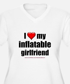 """Love My Inflatable Girlfriend"" T-Shirt"