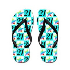 SUPERB 21ST Flip Flops