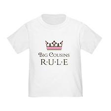 Big Cousins Rule T-Shirt