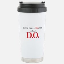 Unique Doctor Stainless Steel Travel Mug