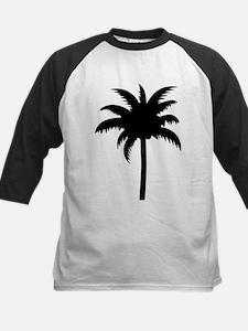 Palm tree Kids Baseball Jersey