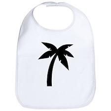 Palm icon symbol Bib
