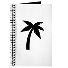 Palm icon symbol Journal