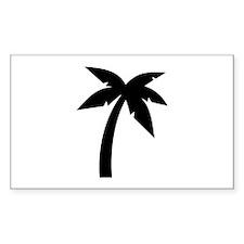 Palm icon symbol Decal