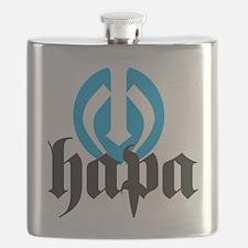 Hapa Logo Flask