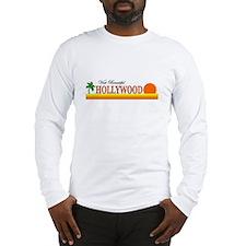 Visit Beautiful Hollywood, Ca Long Sleeve T-Shirt
