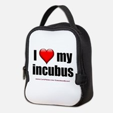 """Love My Incubus"" Neoprene Lunch Bag"