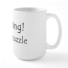 Warning! needs muzzle Mugs