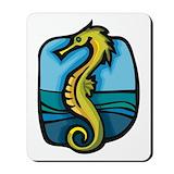 Animal seahorse Office