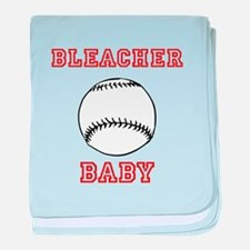 Bleacher Baby baby blanket