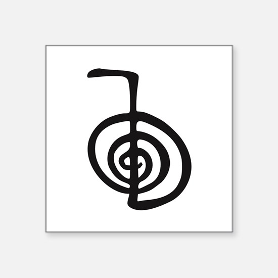 Reiki Power Symbol - cho ku rei Sticker