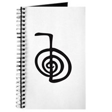 Reiki Power Symbol - cho ku rei Journal