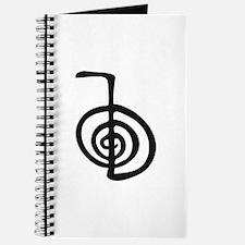 Reiki Power Symbol - cho ku rei Journal