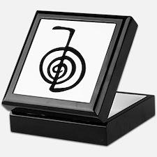 Reiki Power Symbol - cho ku rei Keepsake Box