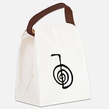 Reiki Power Symbol - cho ku rei Canvas Lunch Bag