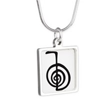 Reiki Power Symbol - cho ku rei Necklaces