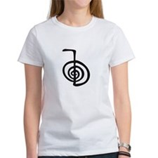Reiki Power Symbol - cho ku rei T-Shirt