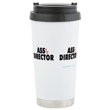 Unique Theatre director Travel Mug