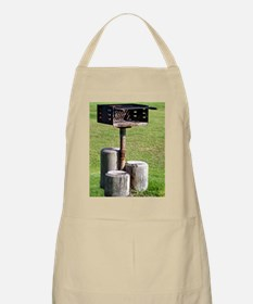 BBQ In Park Apron