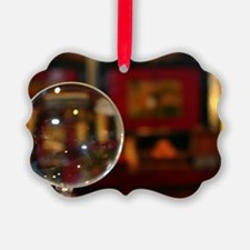 Magnifying Glass Ornament