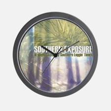 Southern Exposure Wall Clock