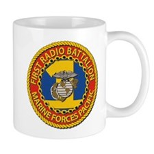 USMC - 1st Radio Battalion Mug