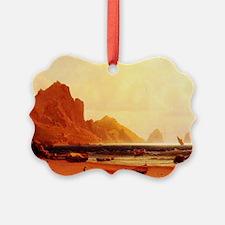 The Marina Piccdola Capri Print Ornament