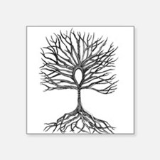 Ankh Tree of LIfe Sticker