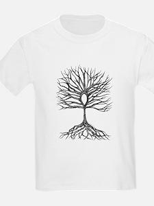 Ankh Tree of LIfe T-Shirt