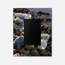 Ice Rocks Picture Frame