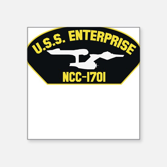 TOS Crew Patch Sticker