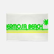 Hermosa Beach, California Rectangle Magnet