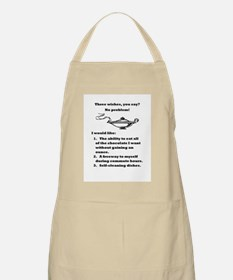 Three Wishes Apron