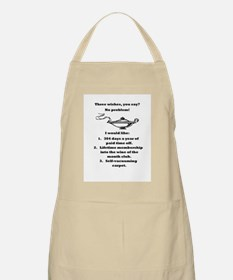 Three Wishes - Take 2 Apron