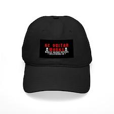 Black guitar Cap