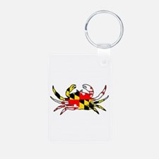 Maryland Crab Keychains